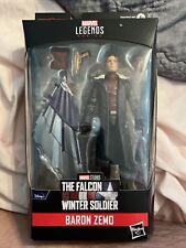 Marvel Legends The Falcon Winter Soldier Baron Zemo Sg317