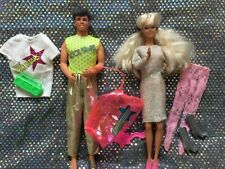 Barbie Ken Rockers Taiwan 🎤 Lot Vintage