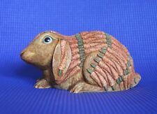 David Winter's Wonderland ~ Harmony Kingdom Artist ~ 'Carrot Tops' Rabbit Bunny