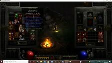 D2 D2R Diablo II Resurrected Softcore gore rider random ed