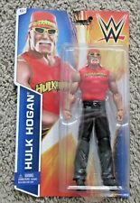 WWE HULK HOGAN BASIC FIGURE DIVA MATTEL LEGEND WWF WCW HULKAMANIA FLASHBACK