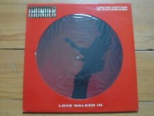 Picture Lp-Thunder-Love Walked In-Limited Edition-UK Pressung 1991