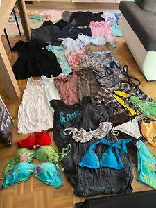 Damen Sommer Kleider Konvolut, Rock, Top, Blues , T-Shirt, Bikini, Oberteil
