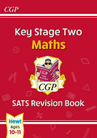 NEW KS2 Maths SATs Revision Book - for the 2020 tests & Beyond by CGP Books