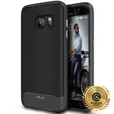 OBLIQ® Galaxy S7 /S7 Edge [Flex Pro] TPU Leather Case Slim SHOCKPROOF Protective