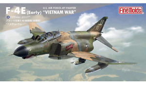 F-4E (Early) - Vietnam War 1:72 US Air Force Jet Fighter by FineMolds