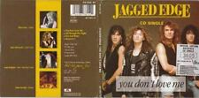 Jagged Edge CD-Maxi you don 't Love Me (Limited Edit.)