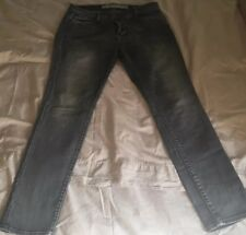 charlotte russe Everyday Skinny Jeans gray wash women's size 12R