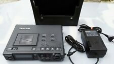 TASCAM DA-P1 - PORTABLE DAT RECORDER  - PERFECT WORKING COND. ** **