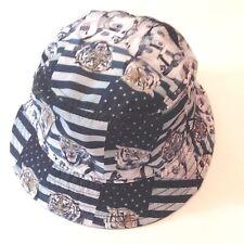 3f229b58b000e RARE Neff Men s Bucket Fishing Hat Tiger Astronaut Flag Print One Size