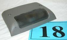 93-02 Camaro Firebird Light Pewter Gray Dome Light Housing With Lens  NICE  #18