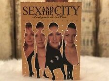 SEX AND THE CITY Lintegsale de la Pesie Seven Series DVD Gift Box Set RARE