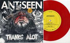 "Antiseen - Thanks Alot 7"" RED WAX JAPAN PRESS Anti Seen GG Allin Rancid Vat Punk"