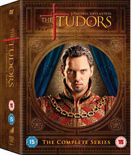 The Tudors: The Complete Series (Box Set) [Blu-ray]