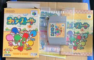 Yoshi's Story Nintendo 64 Japan N64 Complete