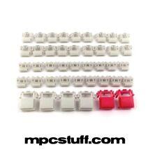 Akai MPC 2000XL Standard Color OEM Style Replacement Button Set Kit -- mpcstuff
