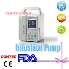 CONTEC Portable Rechargable Infusion pump, Real time alarm Battery Recharge 2018