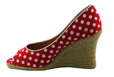 Women's Canvas Platforms and Wedges Shoes
