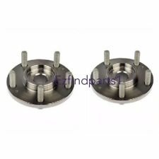 FRONT WHEEL HUB ONLY FOR 2003-2007 HONDA ACCORD V6 (2004-2008) ACURA TL-TSX PAIR