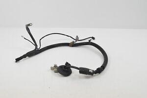 Mercedes Benz A180 W169 2.0CDI Batteriekabel Verkabelung A0055465337