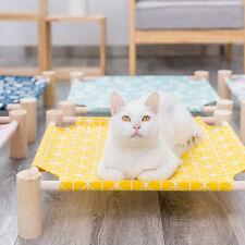 Detachable Cat Hammock Comfy Pet Bed Sofa Mat Lounger Cushion Furniture