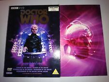 DOCTOR WHO DAVROS COLLECTION 8 x DVD SET LIMITED EDITION NO.7997