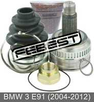 Outer Cv Joint Rear 24X57X27 For Bmw 3 E91 (2004-2012)