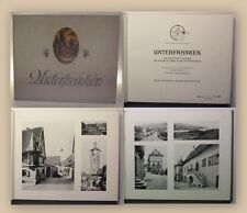 Gerlach Unterfranken 1920 Fotobuch Bildband Landeskunde Ortskunde Bayern xy