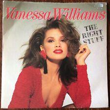 "VANESSA WILLIAMS,THE RIGHT STUFF.7"",VINYL 45,EXCELLENT CONDITION"