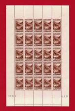 """ANDORRE FRANCAIS STAMP N° 42 """" GORGES DE SAINT-JULIA 3F EN FEUILLE """" NEUF xx TTB"""