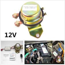 Universal Car Battery Switch Wireless Remote Control battery switch master kill