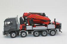 Conrad 77244 MAN TGS Euro 6 + Palfinger Kran PK 200002 L  SH  1:50 NEU in OVP