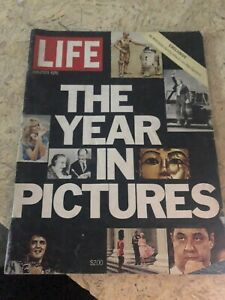 Life Magazine Winter 1978 the year in pictures