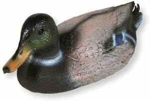 Laguna Floating Male Duck Decoy Pond 15 Inch (39 CM) blow molded New Realistic