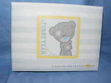 Me To You Bear Tiny Tatty Teddy Gift New Baby First Year Photo Album G92Q0148