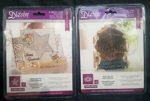 Die'sire Create A Card Shine Bright Grand Chandelier Die Crafter's Companion
