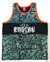 Nike Air Nola Gumbo League Hooded Sweatshirt Size XL All Star Mens Hoodie   eBay