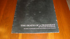 The Death Of A President By Wm. Manchester,  From Look Mag. Part 1, 2, 3, & 4