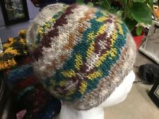 Hand- Knitted Hats