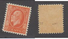Mint Canada 8 Cent KGV Medallion Stamp #200 (Lot #14475)