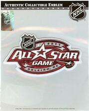 2011 NHL All Star Official Jersey Patch Carolina Hurricanes Raleigh Packaged