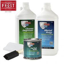 POR15 Motorcycle Bike Fuel Tank Sealer Repair Kit Protection Rust Ethanol POR 15