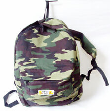Army/military pattern backpack/school bag, surfer,new