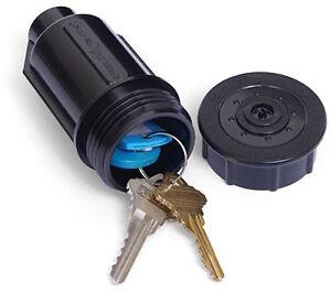 Pop Up Sprinkler DIVERSION SAFE -Secret Key Hider Hider LUL91901-Free Postage