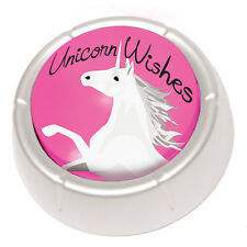 The Unicorn Wishes Button, Funny Sound Button Gag Gift