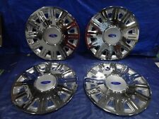 "2003-2011 ford crown victoria 16"" wheel covers hubcaps set of 4 new"