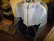 Gio Goi Windbreaker Hooded Zip Jacket Size M