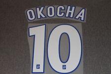 Flocage OKOCHA n°10 PSG  patch shirt Paris Saint Germain maillot France