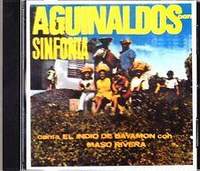EN INDIO DE BAYAMON CON MASO RIVERA - AGUINALDOS CON SINFONIA - CD
