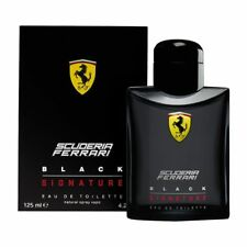 Scuderia Ferrari Black EDT Perfume Spray For Men 125 ML